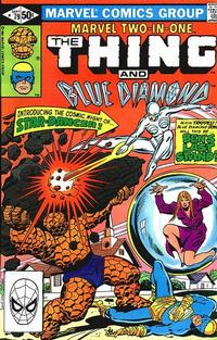 Cover Thumbnail for Marvel Two-in-One (Marvel, 1974 series) #79 [Direct]