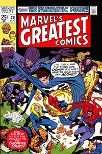 Cover Thumbnail for Marvel's Greatest Comics (Marvel, 1969 series) #28