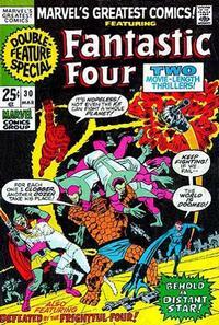 Cover Thumbnail for Marvel's Greatest Comics (Marvel, 1969 series) #30