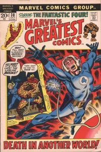 Cover Thumbnail for Marvel's Greatest Comics (Marvel, 1969 series) #38