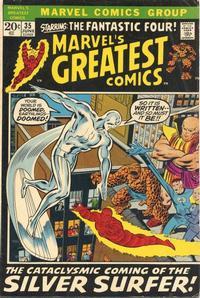 Cover Thumbnail for Marvel's Greatest Comics (Marvel, 1969 series) #35