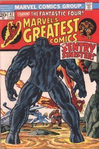 Cover Thumbnail for Marvel's Greatest Comics (Marvel, 1969 series) #47