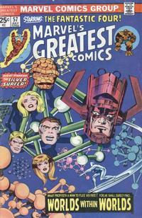 Cover Thumbnail for Marvel's Greatest Comics (Marvel, 1969 series) #57