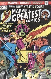 Cover Thumbnail for Marvel's Greatest Comics (Marvel, 1969 series) #62