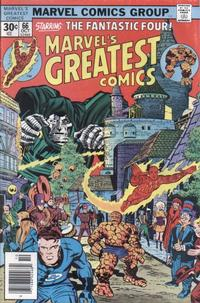 Cover Thumbnail for Marvel's Greatest Comics (Marvel, 1969 series) #66