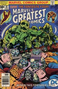 Cover Thumbnail for Marvel's Greatest Comics (Marvel, 1969 series) #67