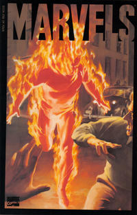 Cover Thumbnail for Marvels (Marvel, 1994 series) #1 [Direct Edition]