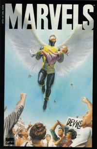 Cover Thumbnail for Marvels (Marvel, 1994 series) #2