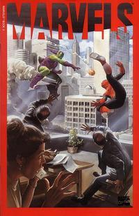 Cover Thumbnail for Marvels (Marvel, 1994 series) #0