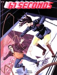 Cover Thumbnail for 67 Seconds (Marvel, 1992 series)