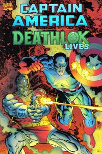 Cover Thumbnail for Captain America: Deathlok Lives! (Marvel, 1993 series) #[nn]