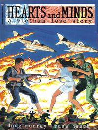 Cover Thumbnail for Epic Graphic Novel: Hearts and Minds (Marvel, 1990 series)