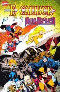 Cover Thumbnail for Excalibur: Mojo Mayhem (Marvel, 1989 series) #1