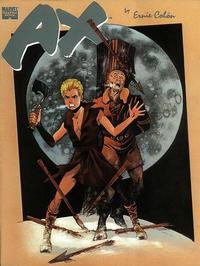 Cover Thumbnail for Marvel Graphic Novel: Ax (Marvel, 1988 series)