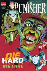 Cover Thumbnail for The Punisher: Die Hard in the Big Easy (Marvel, 1992 series)