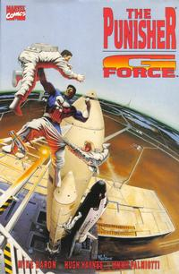 Cover Thumbnail for The Punisher: G-Force (Marvel, 1992 series)