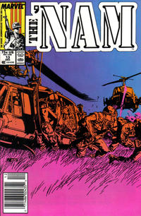 Cover Thumbnail for The 'Nam (Marvel, 1986 series) #13