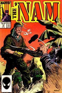 Cover Thumbnail for The 'Nam (Marvel, 1986 series) #14