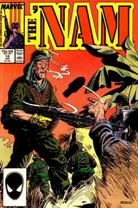 Cover Thumbnail for The 'Nam (Marvel, 1986 series) #14