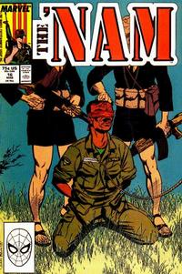 Cover Thumbnail for The 'Nam (Marvel, 1986 series) #16