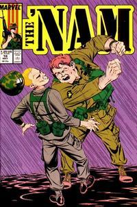 Cover Thumbnail for The 'Nam (Marvel, 1986 series) #18