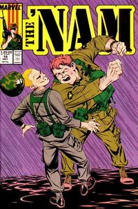 Cover Thumbnail for The 'Nam (Marvel, 1986 series) #18