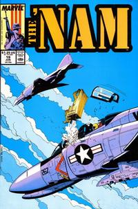 Cover Thumbnail for The 'Nam (Marvel, 1986 series) #19