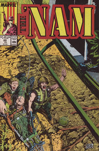 Cover Thumbnail for The 'Nam (Marvel, 1986 series) #20
