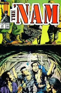 Cover Thumbnail for The 'Nam (Marvel, 1986 series) #22