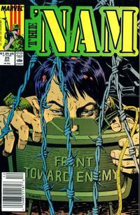 Cover Thumbnail for The 'Nam (Marvel, 1986 series) #25
