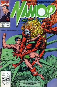 Cover Thumbnail for Namor, the Sub-Mariner (Marvel, 1990 series) #2 [Direct]