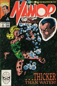 Cover Thumbnail for Namor, the Sub-Mariner (Marvel, 1990 series) #6