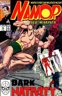Cover Thumbnail for Namor, the Sub-Mariner (Marvel, 1990 series) #10 [Direct]
