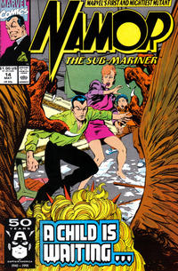 Cover Thumbnail for Namor, the Sub-Mariner (Marvel, 1990 series) #14