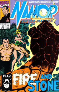 Cover Thumbnail for Namor, the Sub-Mariner (Marvel, 1990 series) #17