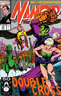 Cover Thumbnail for Namor, the Sub-Mariner (Marvel, 1990 series) #18