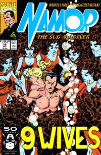 Cover Thumbnail for Namor, the Sub-Mariner (Marvel, 1990 series) #19