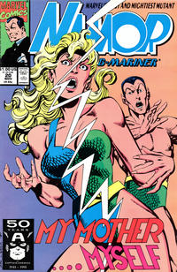 Cover Thumbnail for Namor, the Sub-Mariner (Marvel, 1990 series) #20