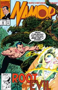 Cover Thumbnail for Namor, the Sub-Mariner (Marvel, 1990 series) #22