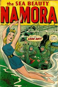 Cover Thumbnail for Namora (Marvel, 1948 series) #2