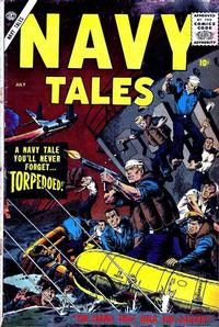 Cover Thumbnail for Navy Tales (Marvel, 1957 series) #4
