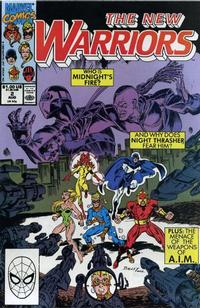 Cover Thumbnail for The New Warriors (Marvel, 1990 series) #2