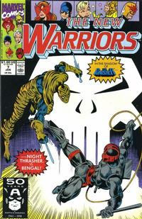 Cover Thumbnail for The New Warriors (Marvel, 1990 series) #7