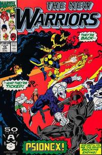 Cover Thumbnail for The New Warriors (Marvel, 1990 series) #15