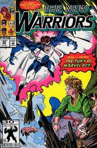Cover Thumbnail for The New Warriors (Marvel, 1990 series) #20