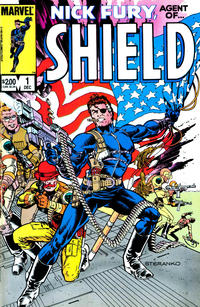 Cover Thumbnail for Nick Fury, Agent of SHIELD (Marvel, 1983 series) #1