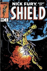 Cover Thumbnail for Nick Fury, Agent of SHIELD (Marvel, 1983 series) #2