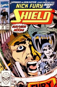 Cover Thumbnail for Nick Fury, Agent of S.H.I.E.L.D. (Marvel, 1989 series) #18