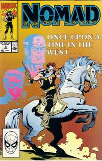Cover Thumbnail for Nomad (Marvel, 1990 series) #2 [Direct]