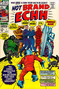 Cover Thumbnail for Not Brand Echh (Marvel, 1967 series) #1